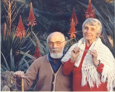 Grand père et Grany